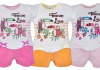 Funkcjonalne rozwiązania w ubrankach niemowlęcych