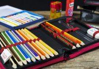 Przybory szkolne i akcesoria niezbędne do rozpoczęcia nowego roku szkolnego